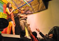 Teater Garasi, in a play directed by Naomi Srikandi.