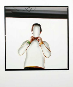 A. Cut Out (2009) / C-Type Print mounted on glass / 51 x 61cm / Edition of 3