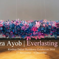 Everlasting Love by Azliza Ayob, Rimbun Dahan Residency Exhibition 2016