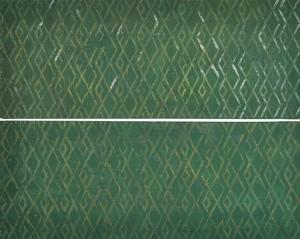 Regular, Irregular, 2016, 96 x 153 cm (diptych)