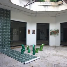 One Day Installation of Works by Haffendi Anuar and Veronika Neukirch
