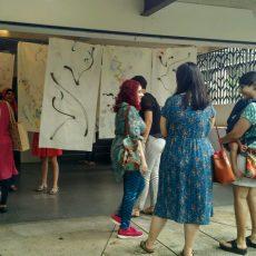 Open Studio: Dhiyanah Hassan, Flor Alba, Morganne Mazeika, Zachary Khoo and Zulkifli Lee