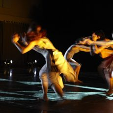 Contemporary Dance/Traditional Rhythms Workshop by Annalouise Paul